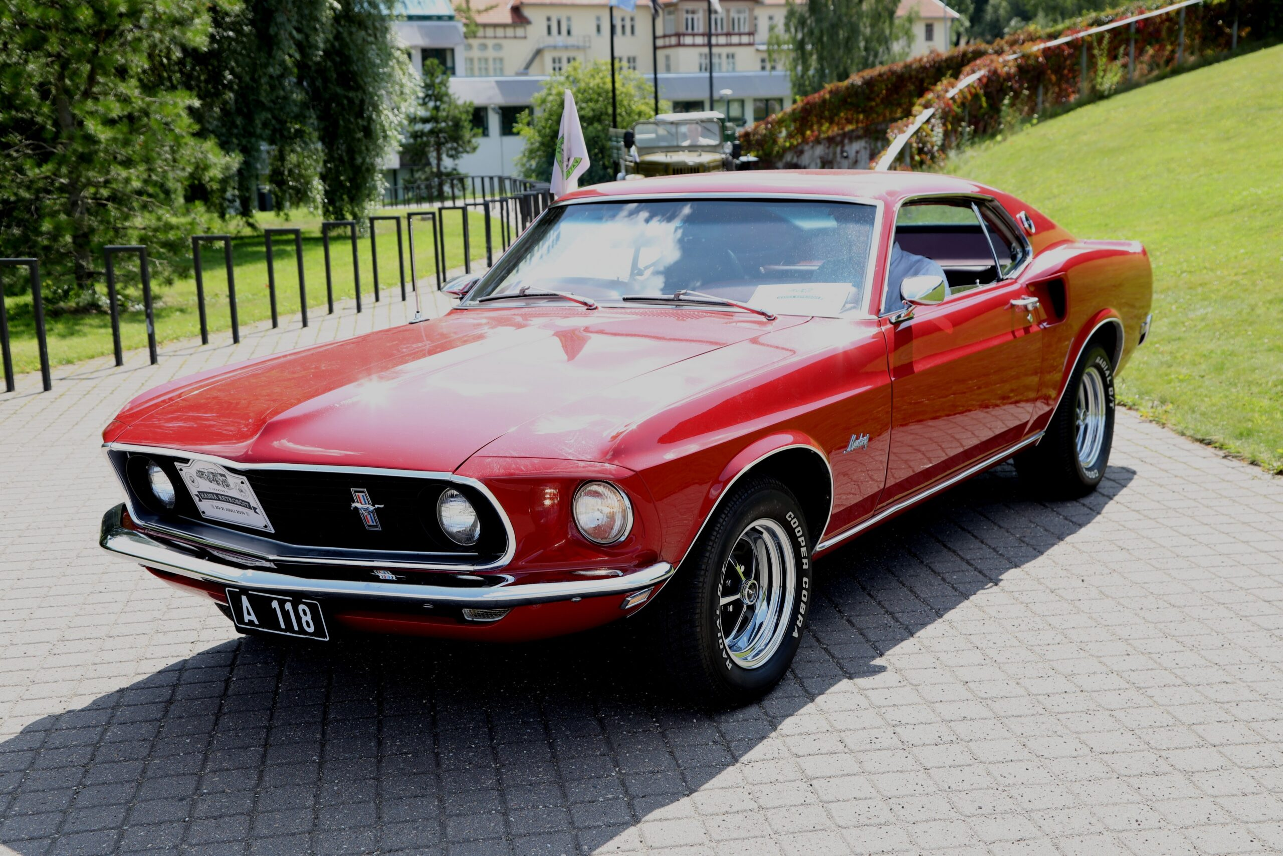 Ford Mustang Fastback 351W
