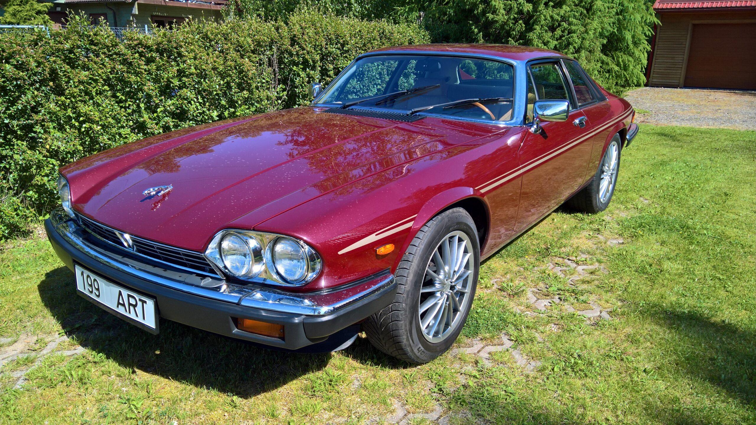Nurruv Jaguar XJS V12