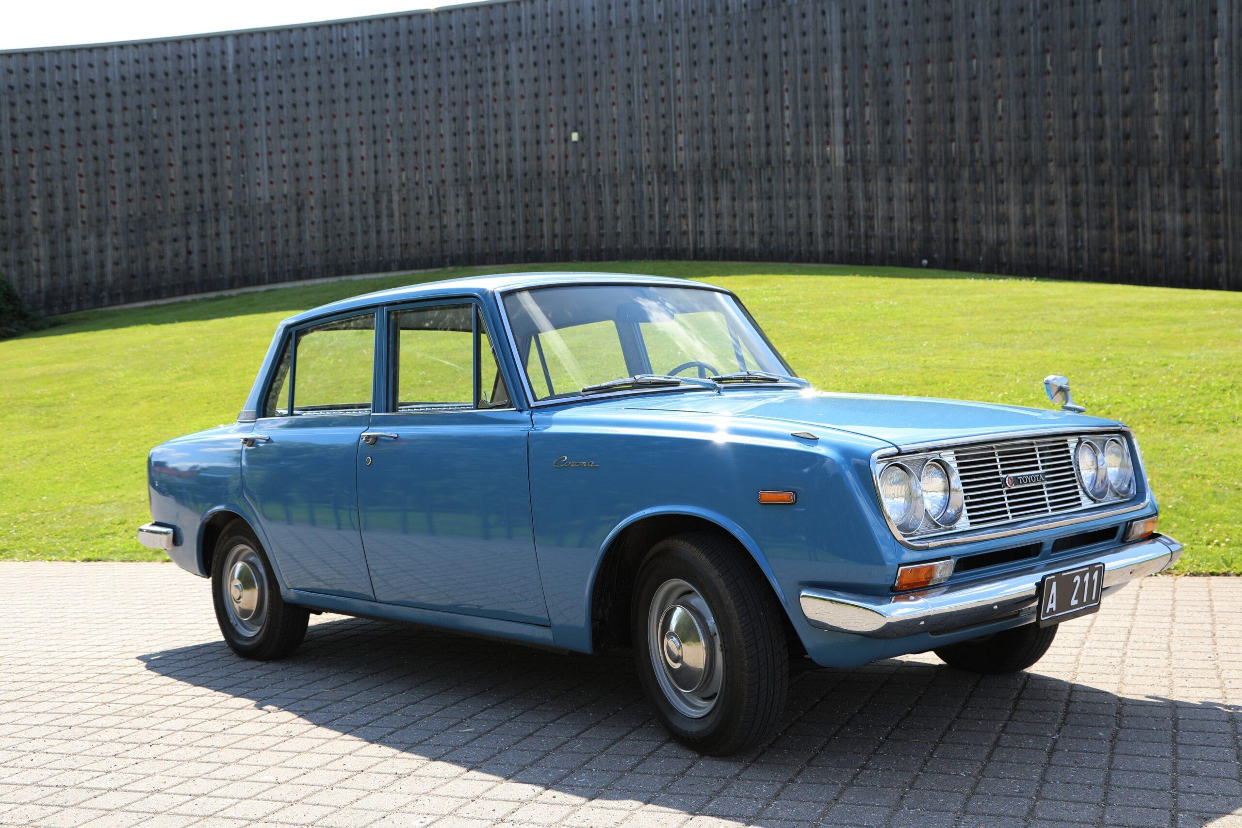 Usaldusväärne jaapanlane – Toyota Corona