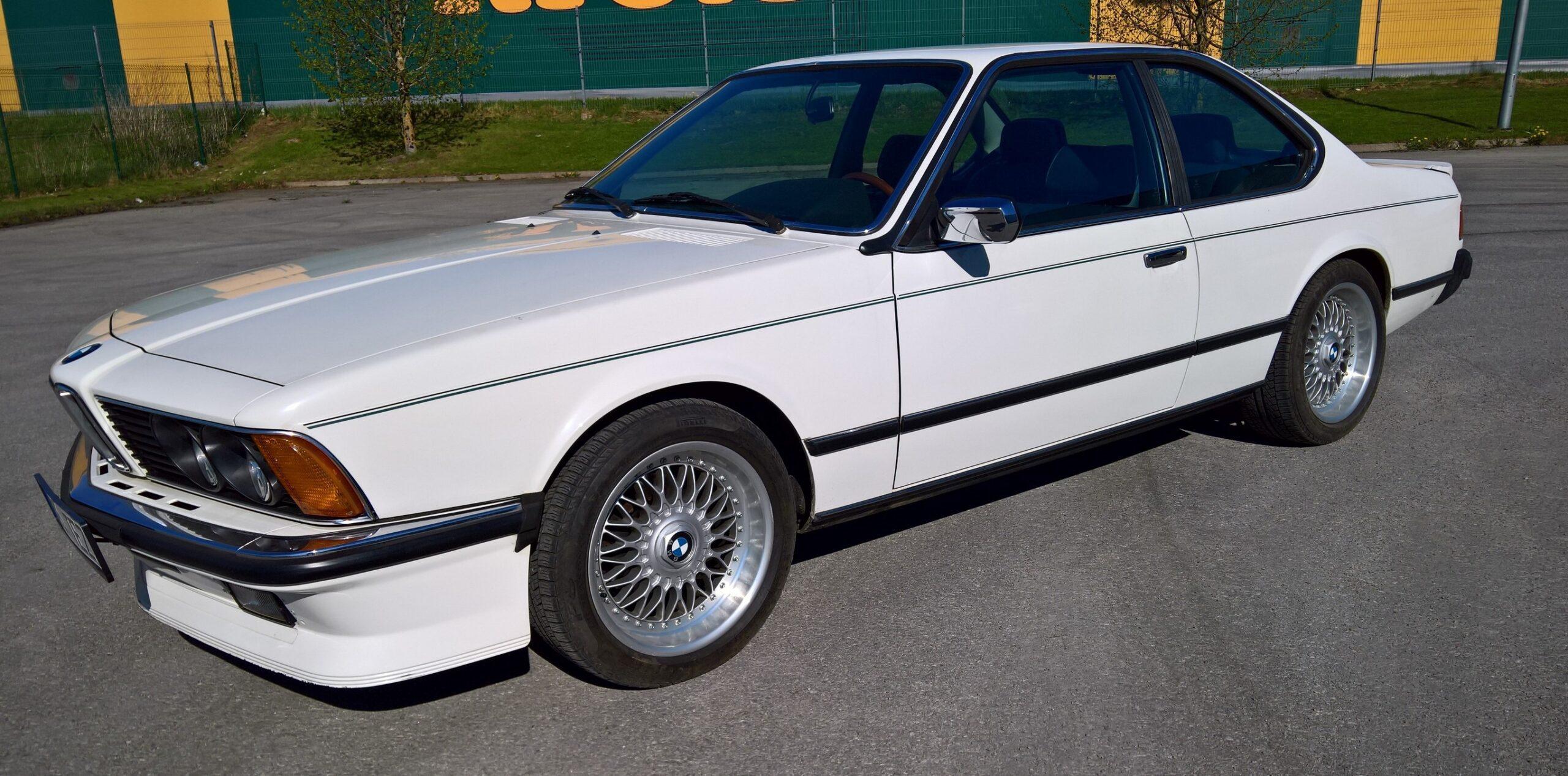 Iludus Baierimaalt – BMW 633CSi